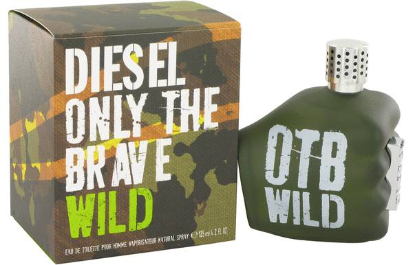 Only The Brave Wild Cologne By Diesel Fragrancexcom
