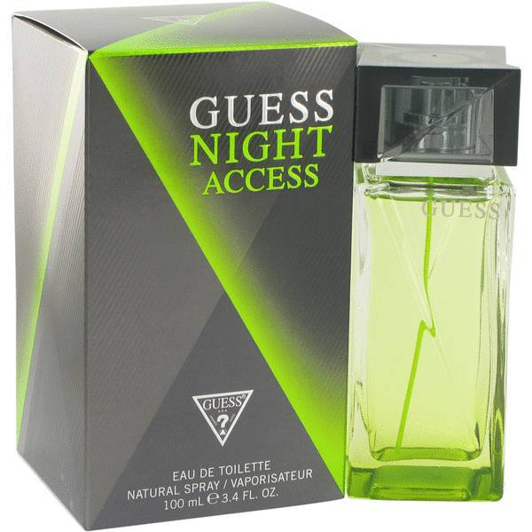 Guess Night Access Cologne By Guess Fragrancexcom