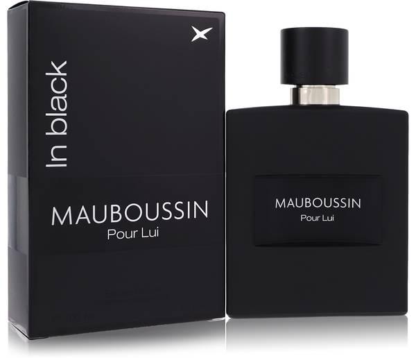 Mauboussin Pour Lui In Black Cologne