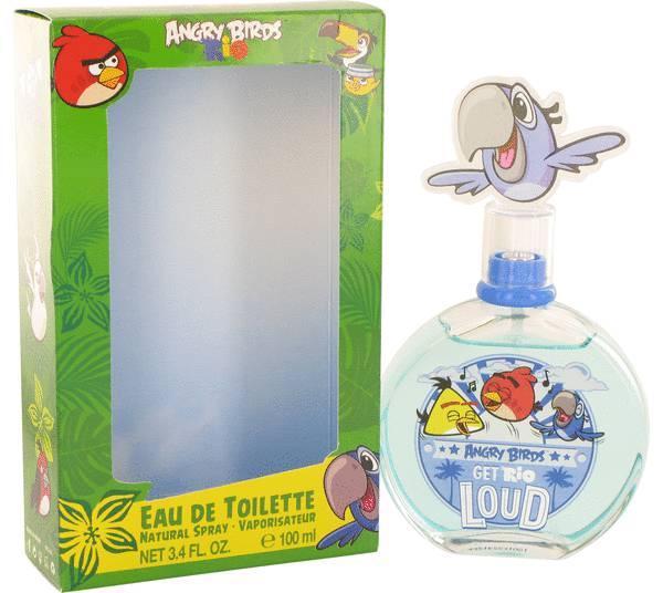 Angry Birds Rio Perfume