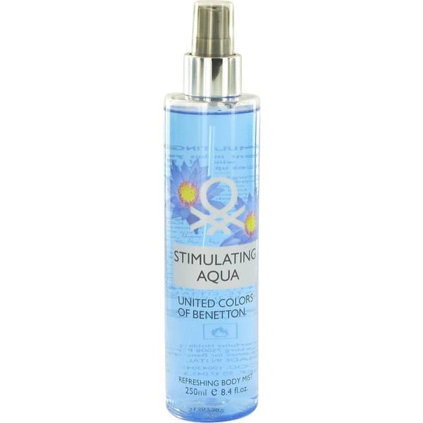 Benetton Stimulating Aqua Perfume