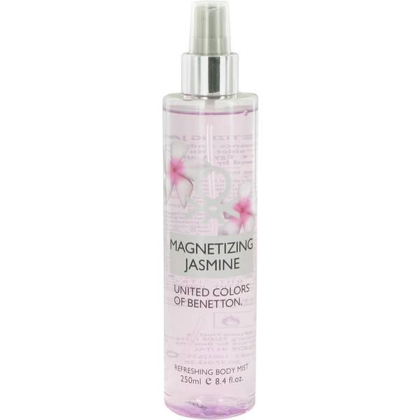 Benetton Magnetizing Jasmine Perfume