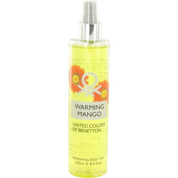 Benetton Warming Mango Perfume