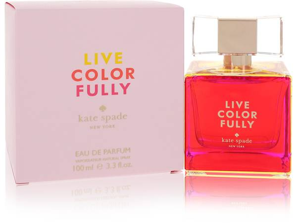 Live Colorfully Perfume by Kate Spade