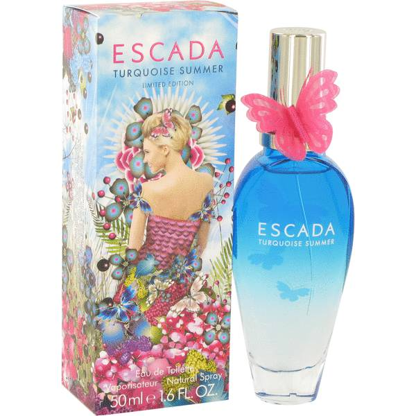 Escada Turquoise Summer Perfume