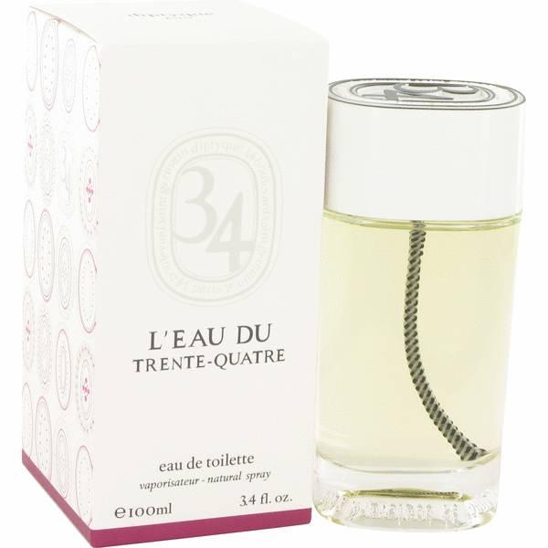 L'eau Du Trente-quatre Perfume