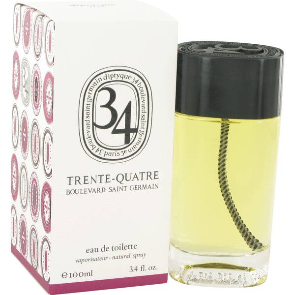34 Boulevard Saint Germain Perfume