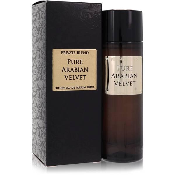 Private Blend Pure Arabian Velvet Perfume by Chkoudra Paris