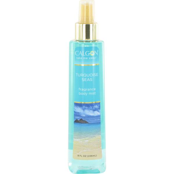 Calgon Take Me Away Turquoise Seas Perfume