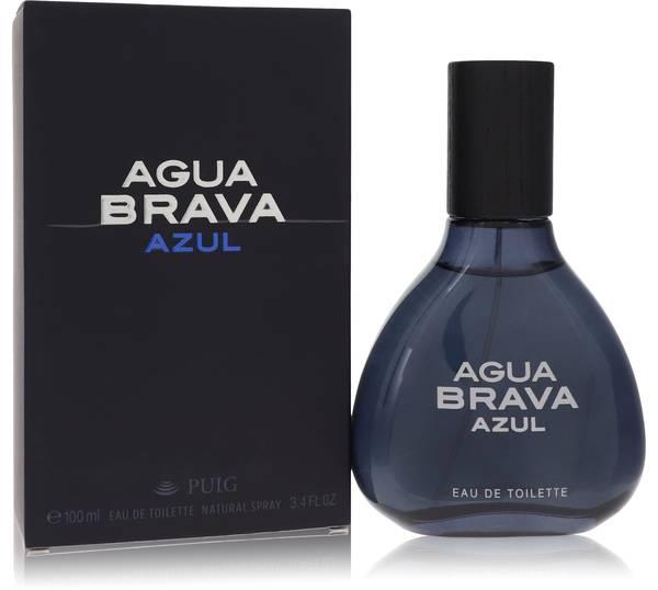 Agua Brava Azul Cologne