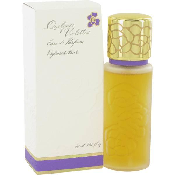 Quelques Violettes Perfume