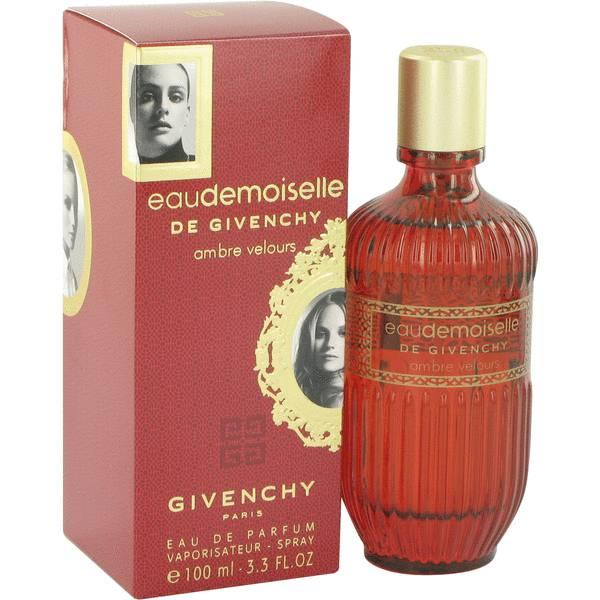 Eau Demoiselle Ambre Velours Perfume
