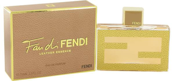 Fan Di Fendi Leather Essence Perfume