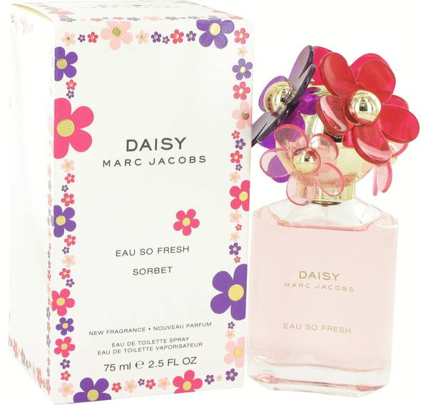 Daisy Eau So Fresh Sorbet Perfume