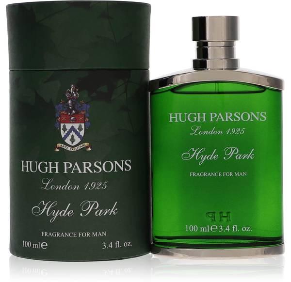 Hugh Parsons Hyde Park Cologne