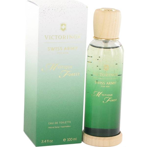 Swiss Army Mystique Forest Perfume