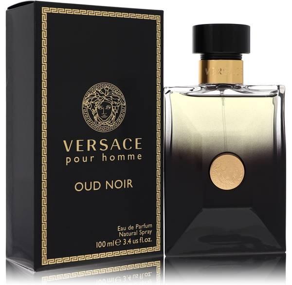 Versace Pour Homme Oud Noir Cologne