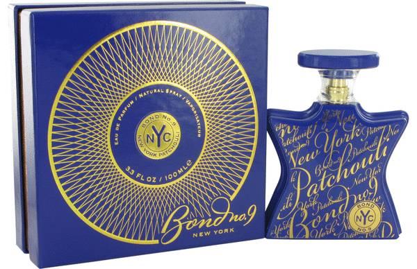 New York Patchouli Perfume