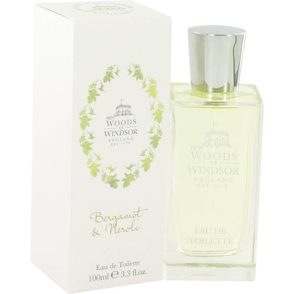 Bergamot & Neroli Perfume