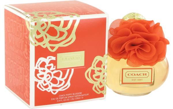 Coach Poppy Blossom Perfume