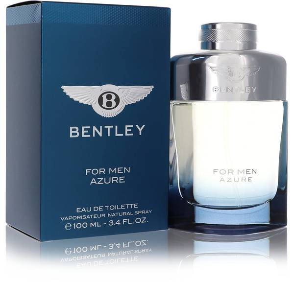 Bentley Azure Cologne