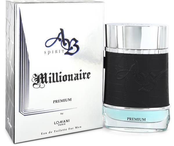 Ab Spirit Millionaire Premium Cologne