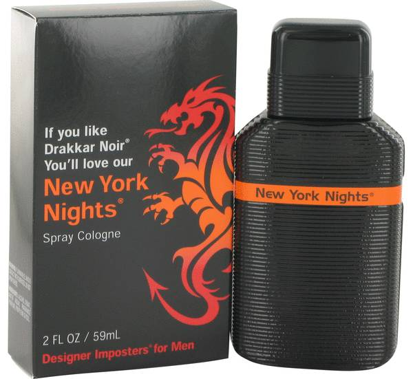Designer Imposters New York Nights Cologne
