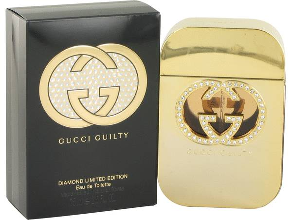 Gucci Guilty Diamond Perfume