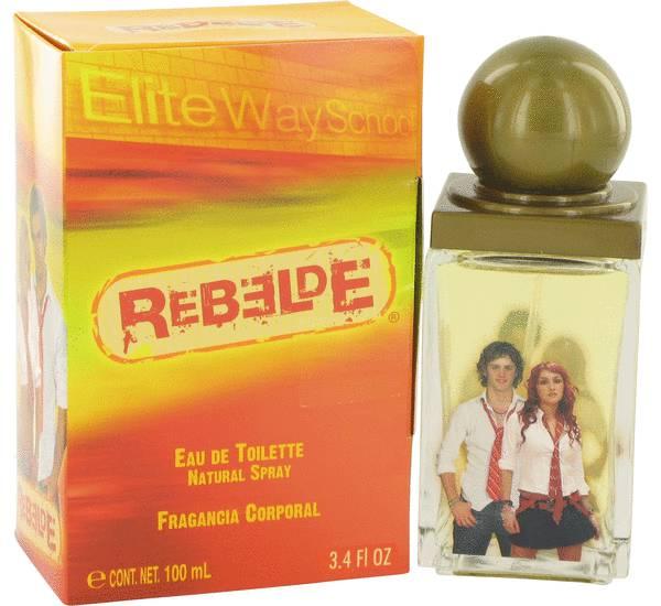 Rebelde Perfume