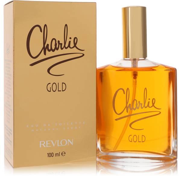 Charlie Gold Perfume