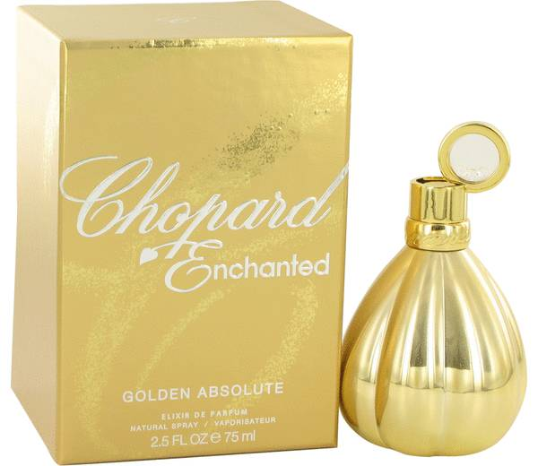 Enchanted Golden Absolute Perfume
