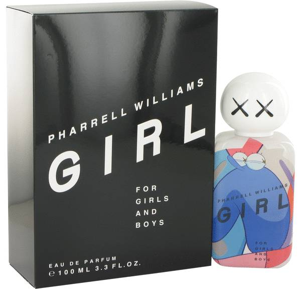 Pharrell Williams Girl Perfume