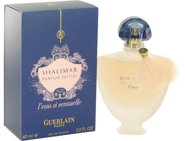 Shalimar Parfum Initial L'eau Si Sensuelle Perfume