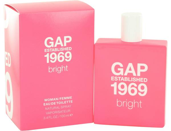 Gap 1969 Bright Perfume