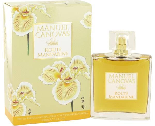 Route Mandarine Perfume