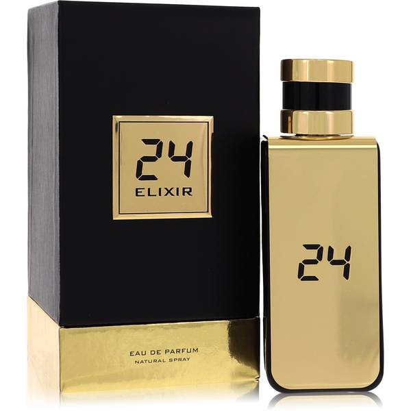 24 Gold Elixir Cologne