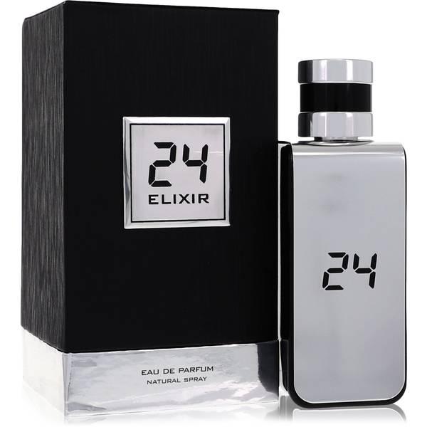 24 Platinum Elixir Cologne