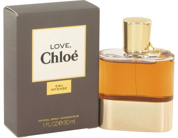 Chloe Love Intense Perfume