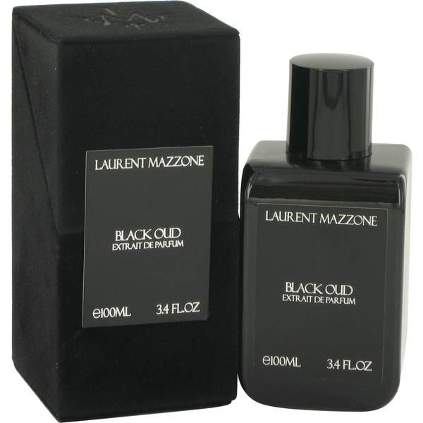 Black Oud Perfume