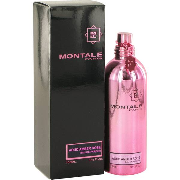 Montale Aoud Amber Rose Perfume