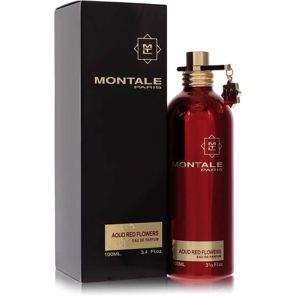 Montale Aoud Red Flowers Perfume by Montale