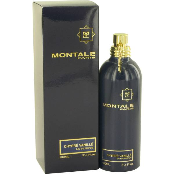 Montale Chypre Vanille Perfume