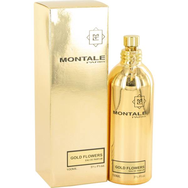 Montale Gold Flowers Perfume