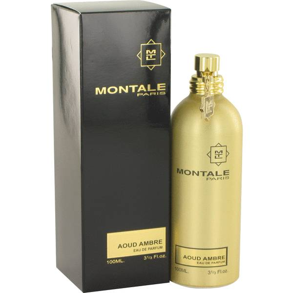 Montale Aoud Ambre Perfume by Montale