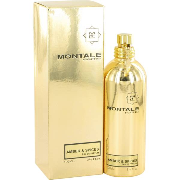 Montale Amber & Spices Perfume