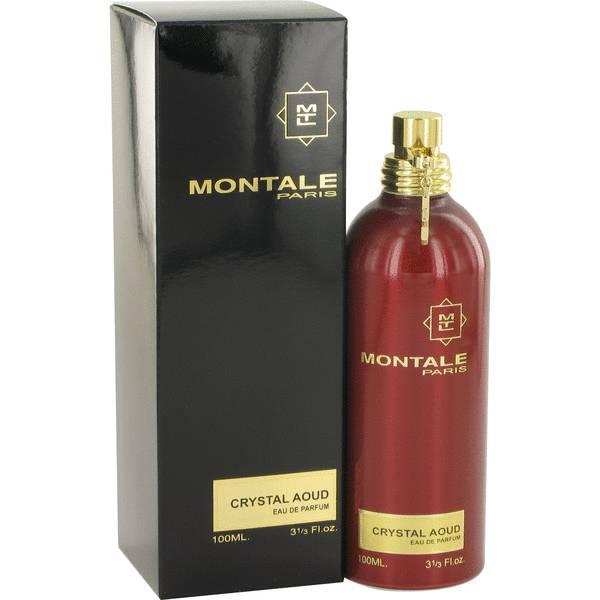 Montale Crystal Aoud Perfume