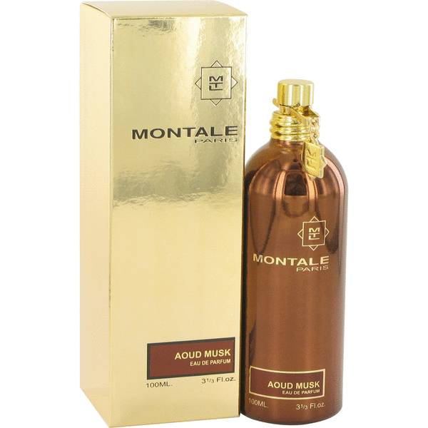 Montale Aoud Musk Perfume by Montale
