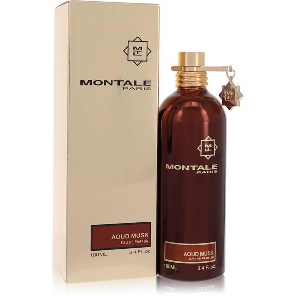 Montale Aoud Musk Perfume