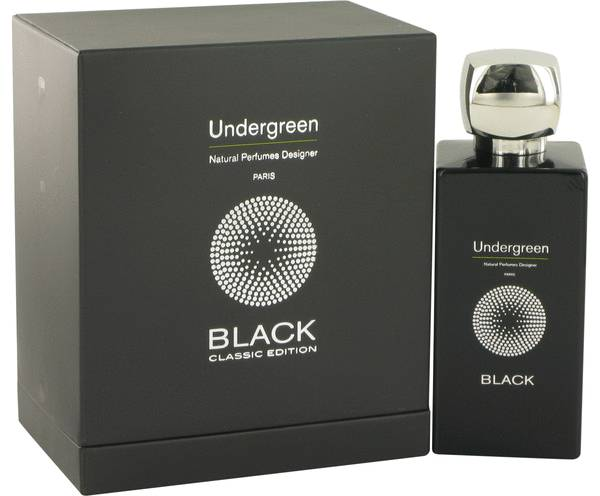 Black Undergreen Perfume