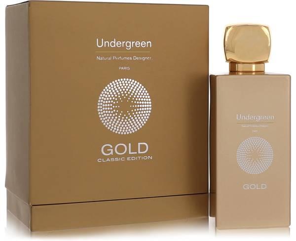 Gold Undergreen Perfume